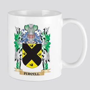 Purcell Coat of Arms - Family Crest Mugs