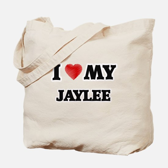 I love my Jaylee Tote Bag