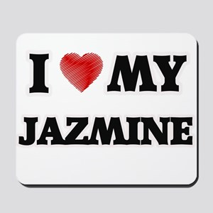 I love my Jazmine Mousepad
