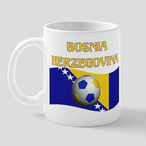 TEAM BOSNIA HERZEGOVINA WORLD Mug