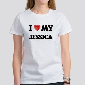 I love my Jessica T-Shirt