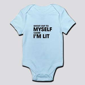 I'm Lit Body Suit