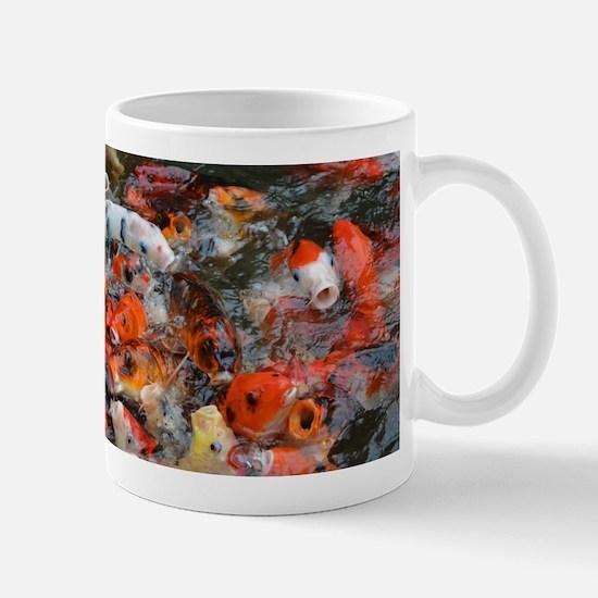 Koi Kiss Large Mugs