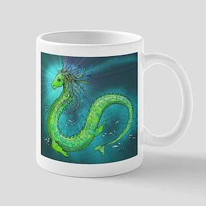 Ogopogo Water Dragon Mugs