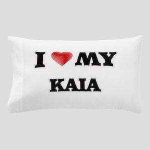I love my Kaia Pillow Case
