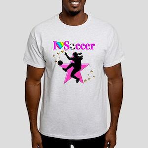 SOCCER PLAYER Light T-Shirt