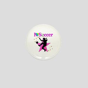 SOCCER PLAYER Mini Button