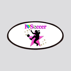 SOCCER PLAYER Patch