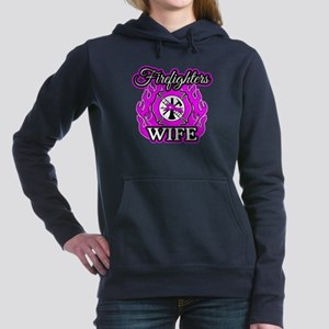 Firefighters Wife Women's Hooded Sweatshirt