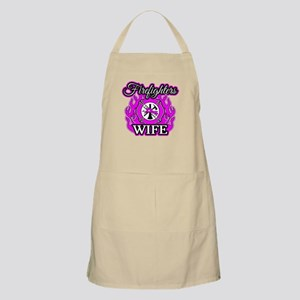 Firefighters Wife Apron