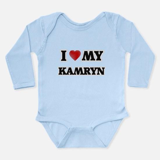 I love my Kamryn Body Suit