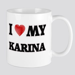 I love my Karina Mugs