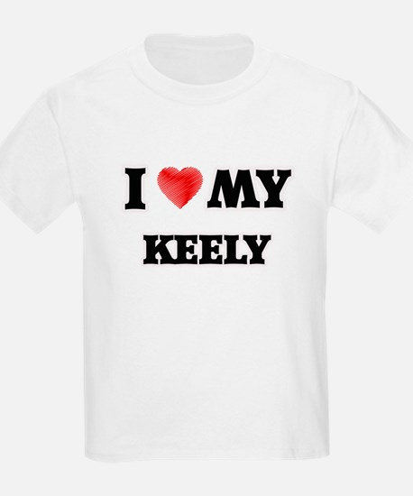 I love my Keely T-Shirt