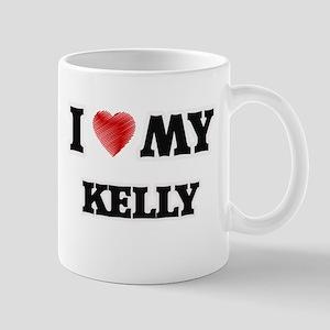 I love my Kelly Mugs