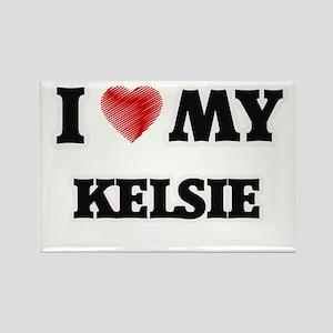 I love my Kelsie Magnets
