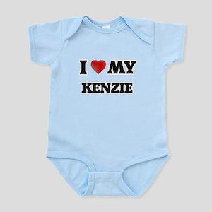I love my Kenzie Body Suit