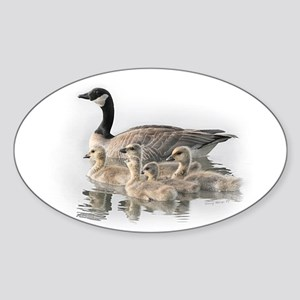Canada Goose Oval Sticker
