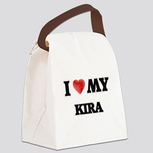 I love my Kira Canvas Lunch Bag