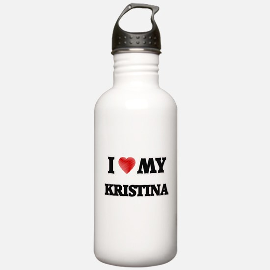 I love my Kristina Sports Water Bottle
