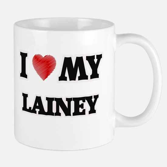 I love my Lainey Mugs
