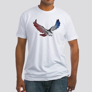 Red White and Blue Eagle 2 T-Shirt