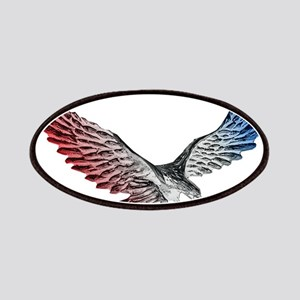 Red White and Blue Eagle 2 Patch