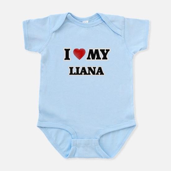 I love my Liana Body Suit