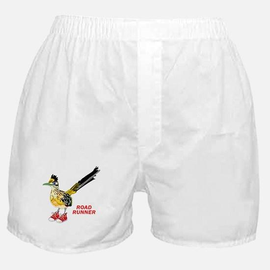 Road Runner in Sneakers Boxer Shorts