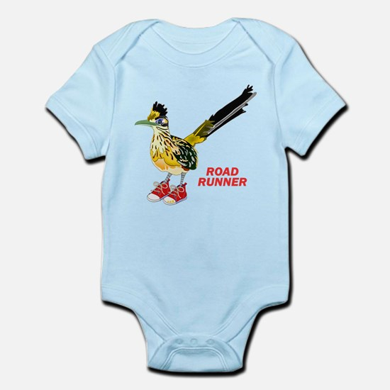 Road Runner in Sneakers Body Suit