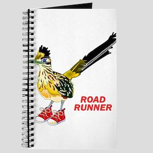 Road Runner in Sneakers Journal