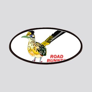 Road Runner in Sneakers Patch