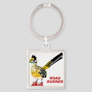 Road Runner in Sneakers Keychains