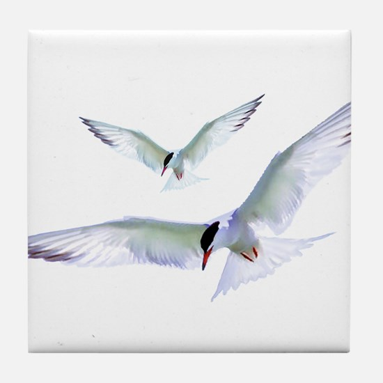Turn Tern Turn Tile Coaster
