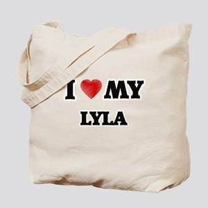 I love my Lyla Tote Bag