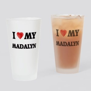 I love my Madalyn Drinking Glass