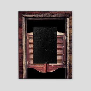 Saloon Doors Picture Frame