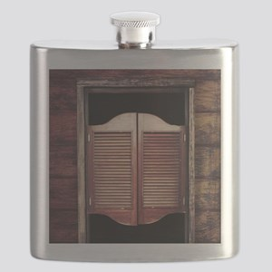 Saloon Doors Flask
