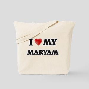 I love my Maryam Tote Bag