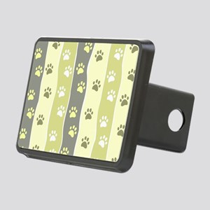 Cute Paw Prints Hitch Cover