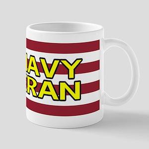 U.S. Navy: Veteran (American Flag) Mug