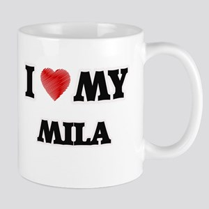 I love my Mila Mugs