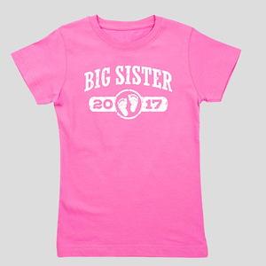 Big Sister 2017 Girl's Tee