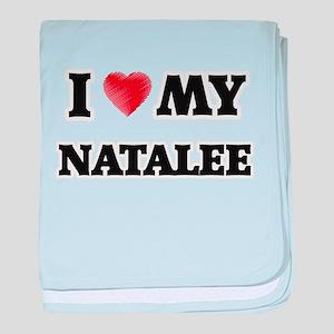 I love my Natalee baby blanket