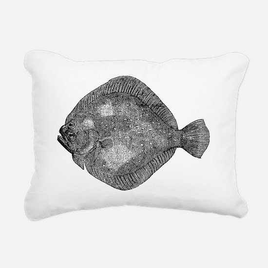 Funny Vintage Rectangular Canvas Pillow