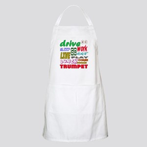 Trumpet Light Apron