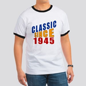 Classic Since 1945 Ringer T