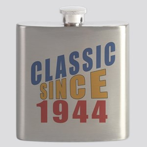 Classic Since 1944 Flask