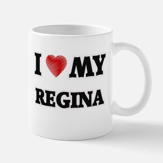 I love my Regina Mugs