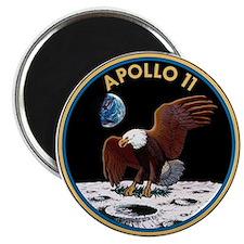 Apollo 11 Insignia Magnet