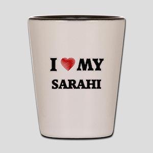 I love my Sarahi Shot Glass